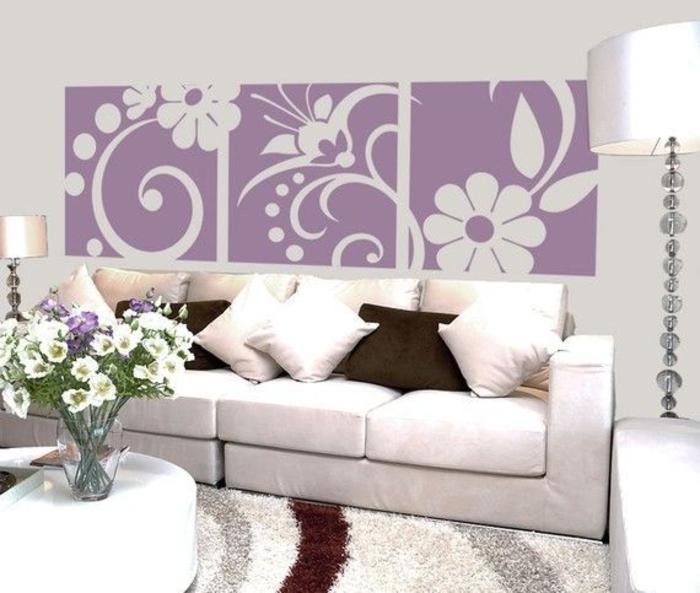 tableau-3-panneaux-peinture-pour-le-salon-deco-murale-lampe-moderne