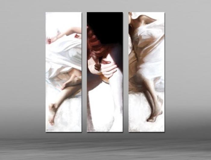 tableau-composé-d'un-triple-panneau-peinture-triptyque-artistique