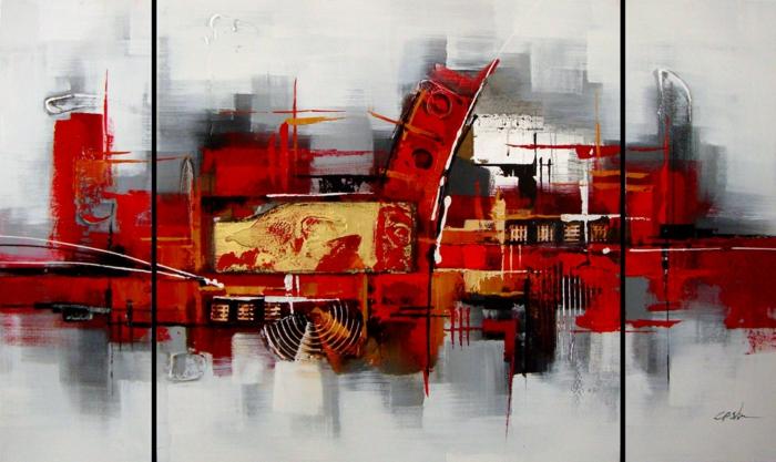 tableau-composé-d'un-triple-panneau-peinture-triptyque-moderne