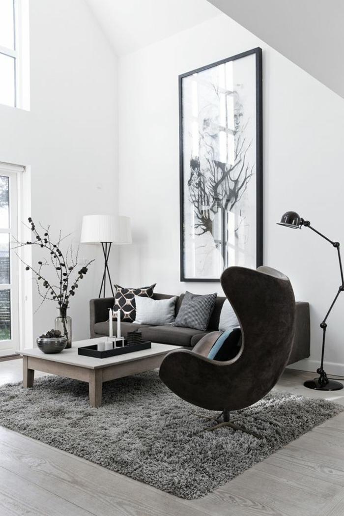 40 id es en photos pour comment choisir le fauteuil de lecture - Fauteuils salon design ...