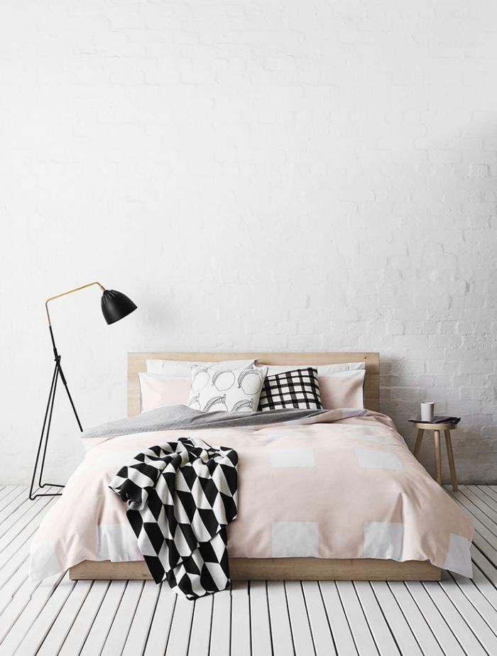 tissu-scandinave-chambre-à-coucher-nordique-imprimés-nordiques