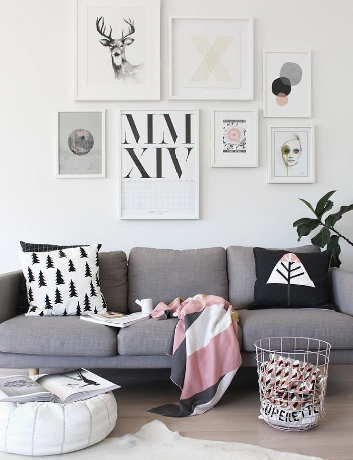 tissu-scandinave-décoration-scandinave-neutre-et-pastelle
