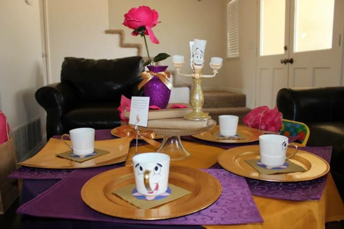 tous-idée-table-belle-et-la-bête-dessin-animé-de-disney-décoration-idées-intérieur