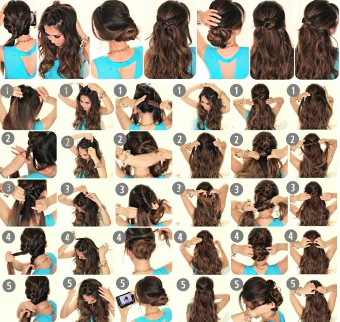 coupe cheveux long tuto