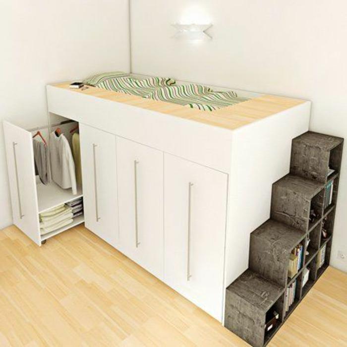 un-lit-confortable-qui-est-un-meuble-gain-de-place-pour-la-chambre-à-coucher