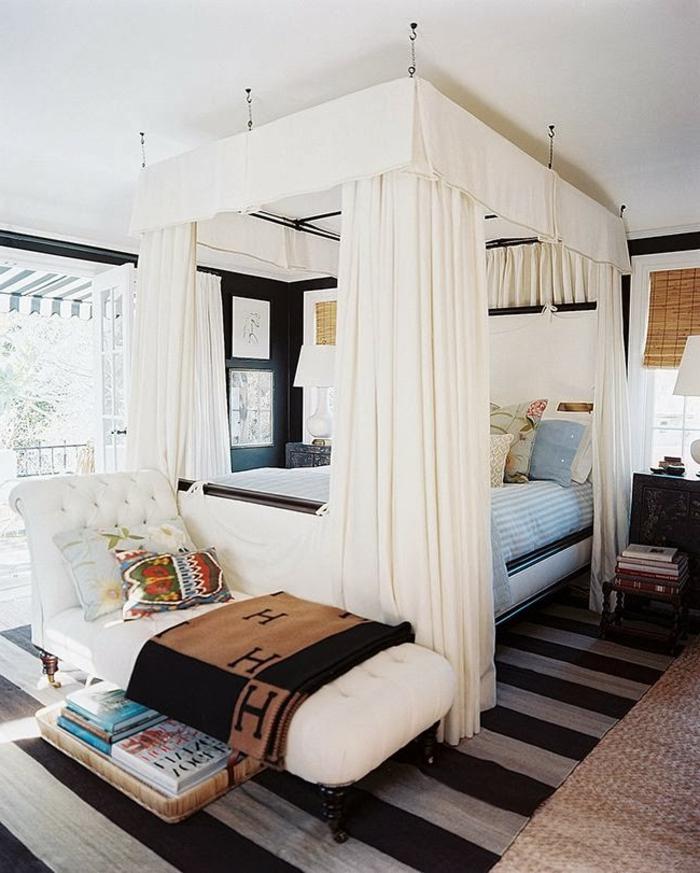 un-tapis-sisal-ou-jonc-de-mer-tapis-idée-comment-aménager-son-salon-cool