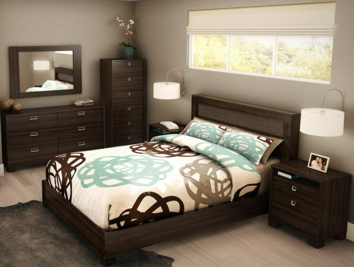 une-chambre-à-coucher-bien-aménagée-lit-adulte-160x200-brune