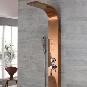 Découvrir la meilleure colonne de douche en 53 photos!
