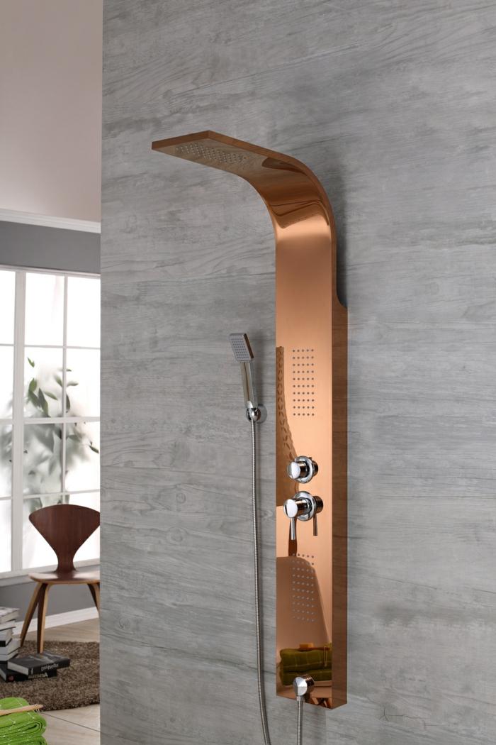 D couvrir la meilleure colonne de douche en 53 photos for Pour la salle de bain