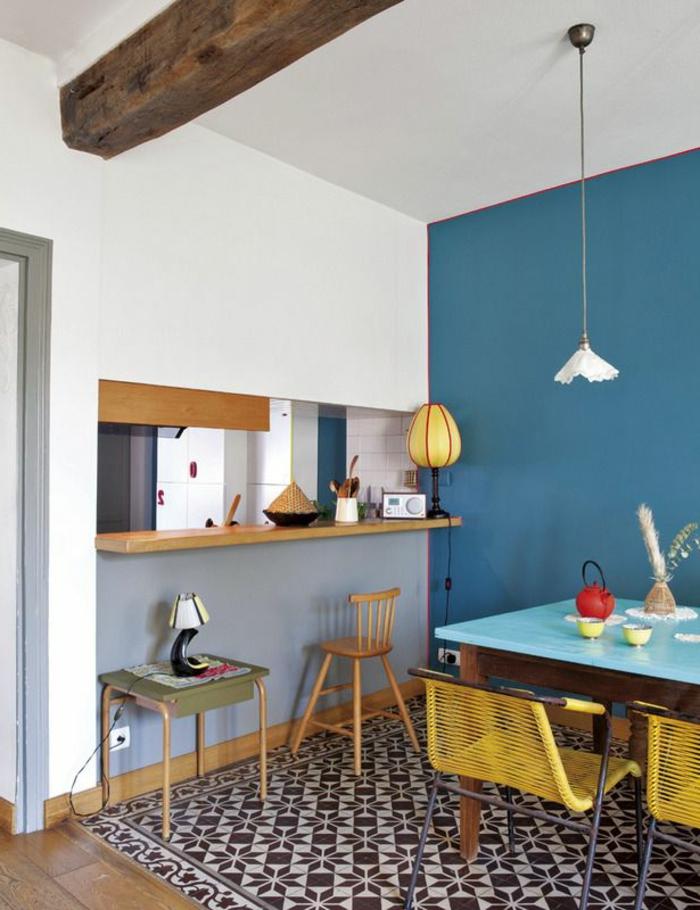 Quelle peinture choisir pour l 39 int rieur id es en 55 photos for Choisir une couleur de peinture pour cuisine