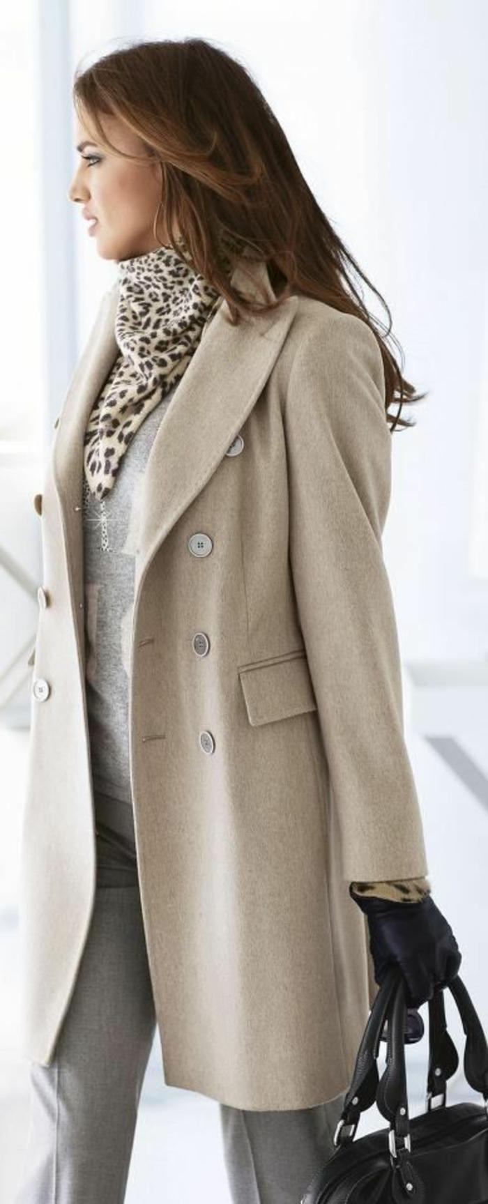 choisir le plus l gant manteau long femme parmi les photos. Black Bedroom Furniture Sets. Home Design Ideas