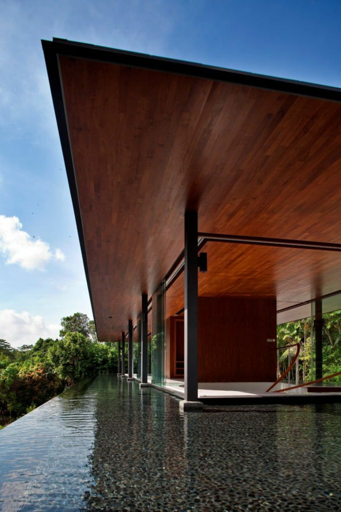 une-jolie-maison-avec-exterieur-moderne-et-piscine-d-exterieur-moderne-infini