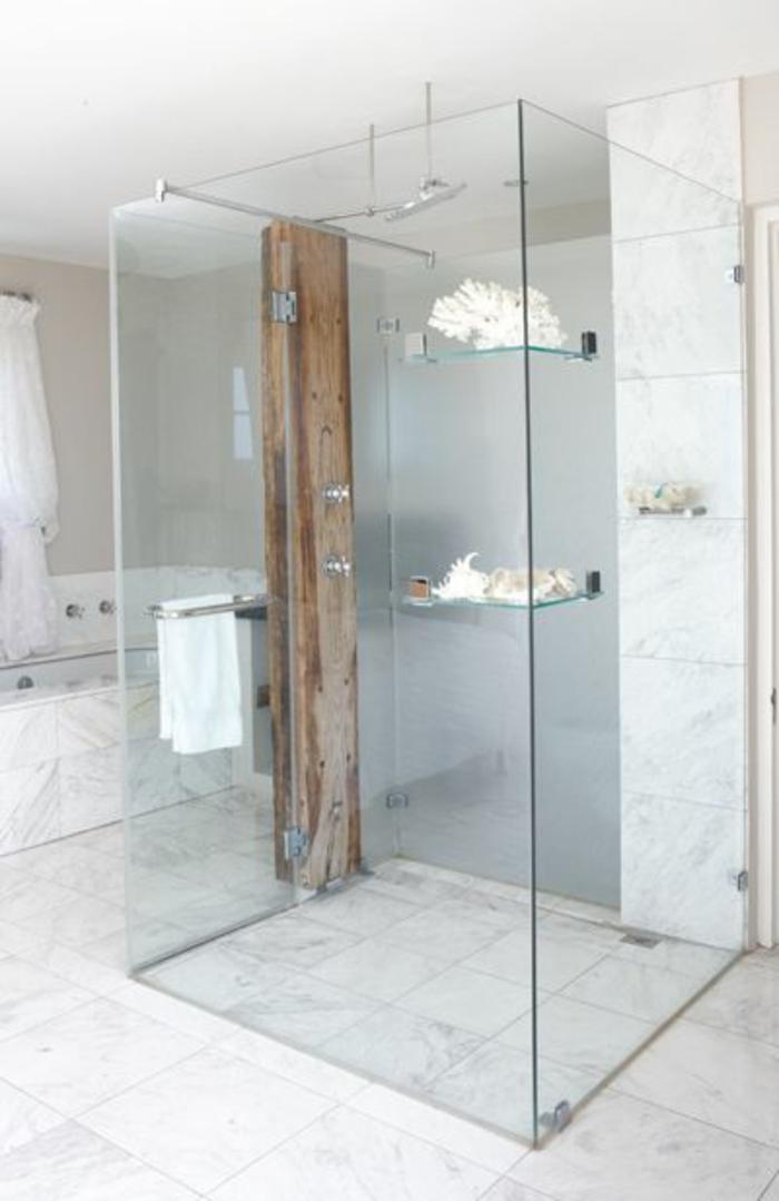 D couvrir la meilleure colonne de douche en 53 photos for Jolie salle de bain moderne