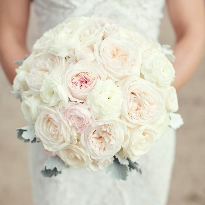 Bouquet mariee rose blanche for Bouquet par internet