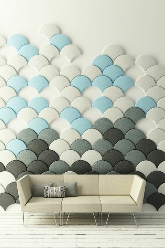 Salon En Marbre : Le carrelage mural en variantes pour vos murs
