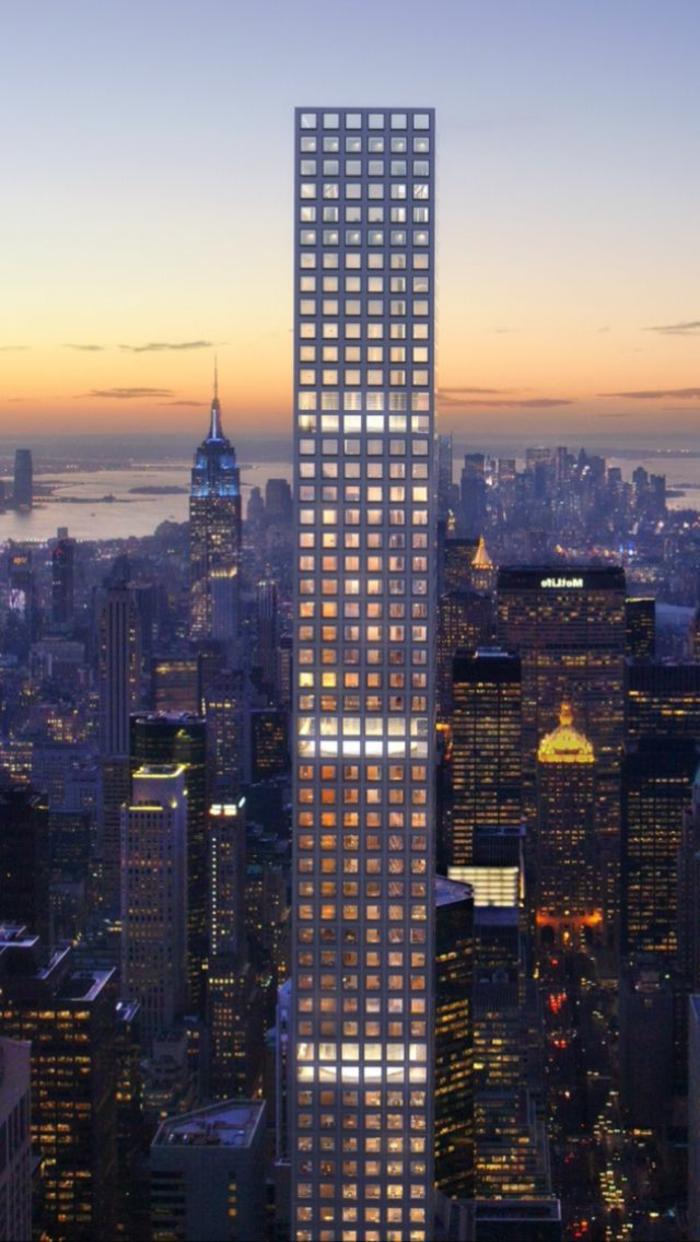 1-432-Park-Avenue-New-York-grattes-ciel-residentiel-à-new-york-appartement-loft-de-luxe