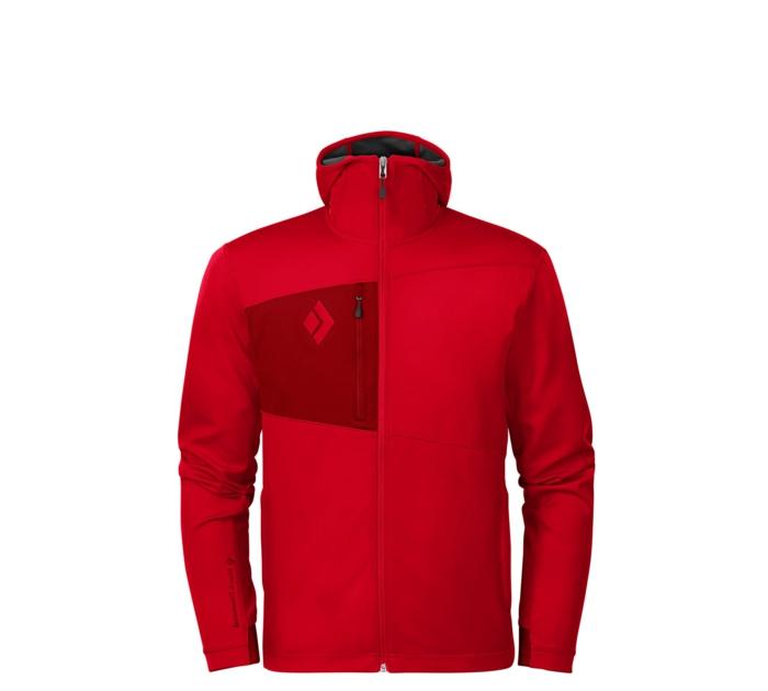 1-anorak-ski-femme-rouge-pas-cher-pour-faire-du-ski-et-avoir-chaud