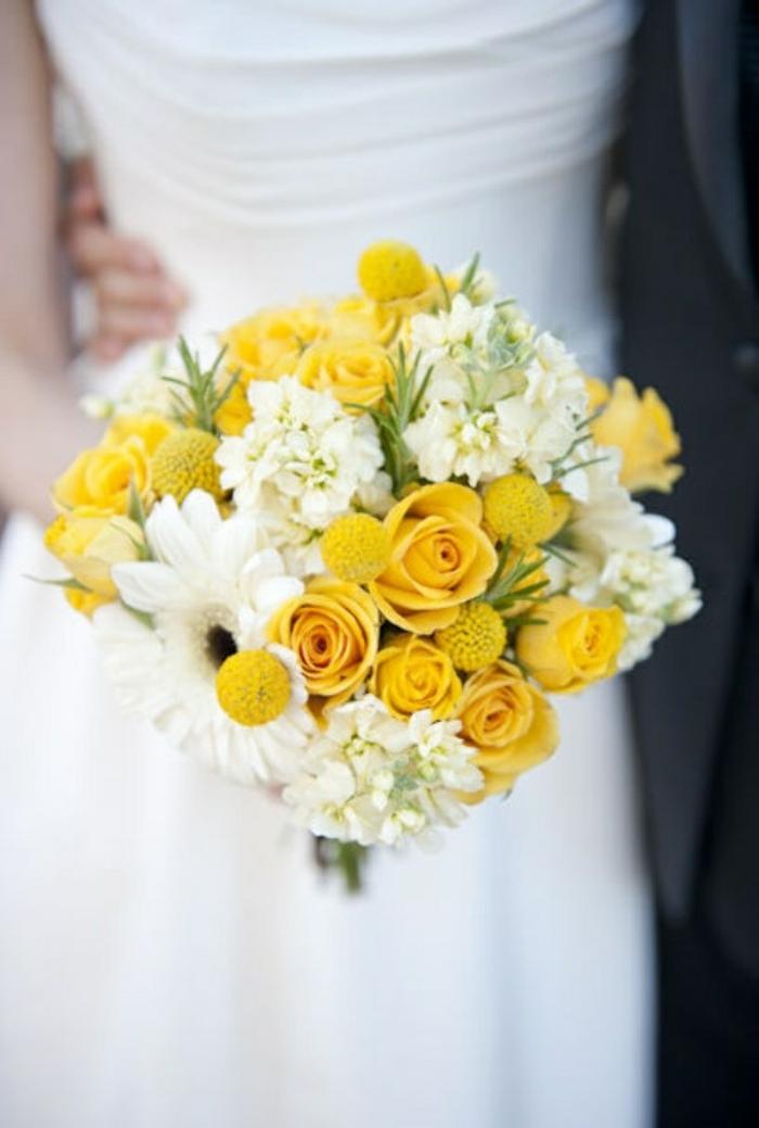 Pourquoi opter pour un bouquet de mari e rond - Joli bouquet de fleurs ...