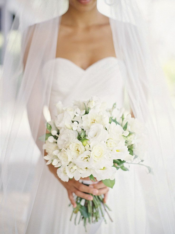 Pourquoi opter pour un bouquet de mari e rond - Comment faire un bouquet de mariee ...