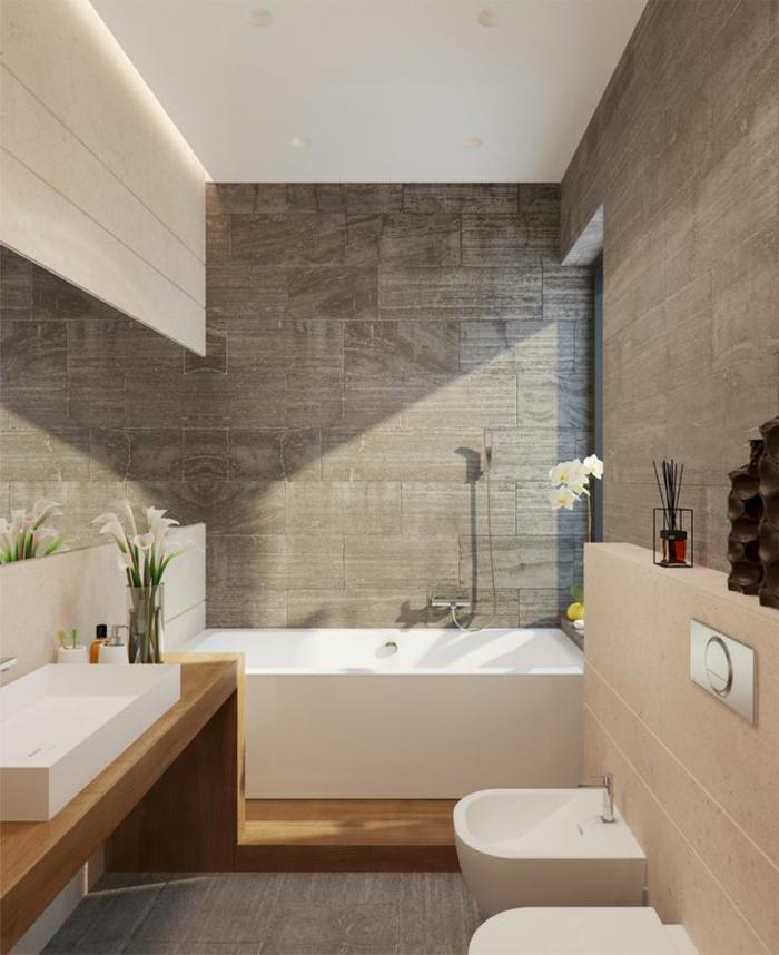 badezimmer wandgestaltung bilder. Black Bedroom Furniture Sets. Home Design Ideas