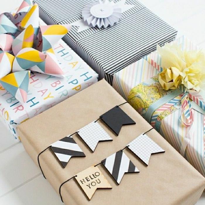 1-comment-faire-paquet-cadeau-emballage-cadeau-original-en-papier-comment-faire-une-jolie-decoration-pour-cadeau