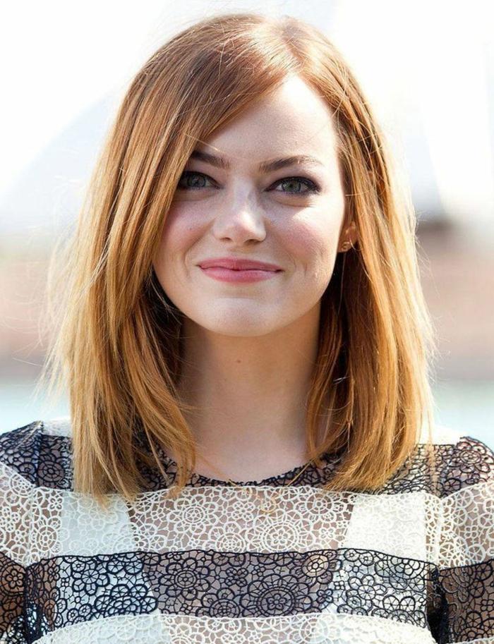 1-coupe-de-cheveux-mi-long-femme-2015-cheveux-oranges-levres-roses-yeux-bleus