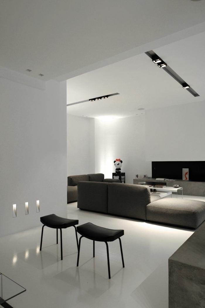 l clairage indirect 52 super id es en photos. Black Bedroom Furniture Sets. Home Design Ideas