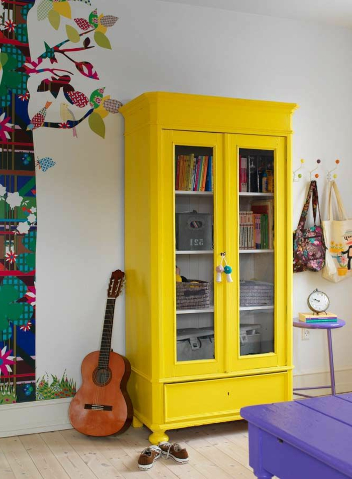 Pin armoire enfant ikea hensvik ajilbabcom portal on pinterest for Armoire chambre ikea