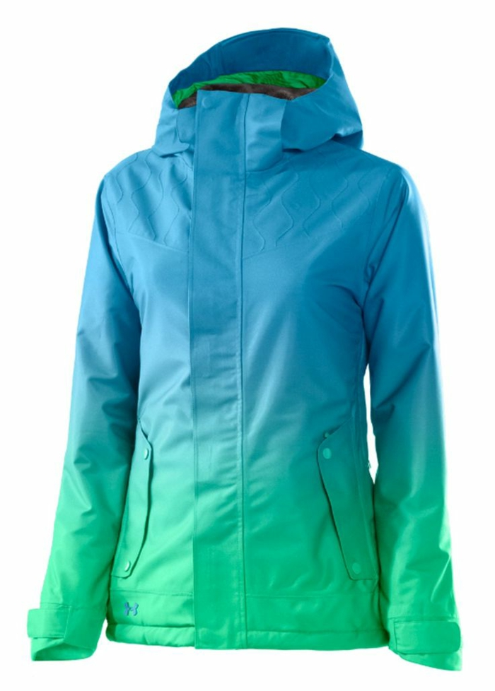 1-joli-design-de-manteau-de-ski-femme-manteau-ski-roxy-bleu-vert