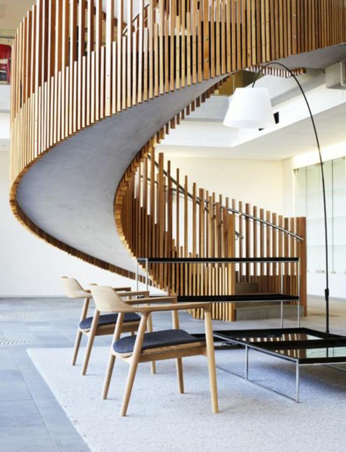 Construire Un Escalier En Bois  ObasincCom