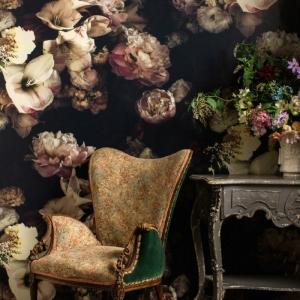 Le papier peint fleuri, comment choisir la meilleure tapisserie?