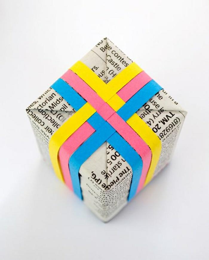 Le papier cadeau original en 50 magnifiques photos - Idee emballage cadeau original ...