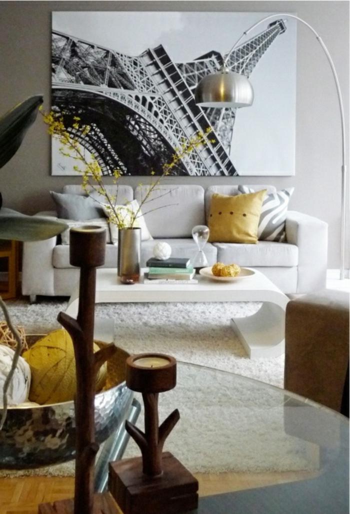 Perfect savourez la beaut de la lampe arc en images with tapis prune alinea with tapis alinea gris - Tapis alinea salon ...