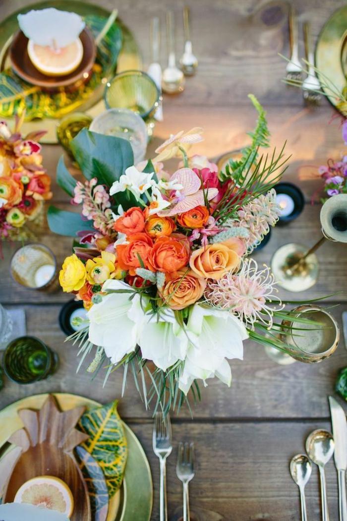 1-un-joli-bouquet-de-fleurs-champetres-sur-la-table-comment-decorer-la-table