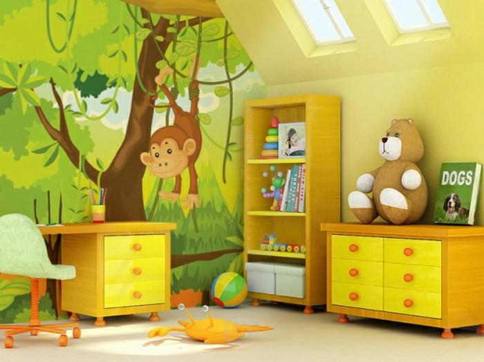 1-une-jolie-chambre-d-enfant-jaune-significations-des-couleurs-pour-les-chambres