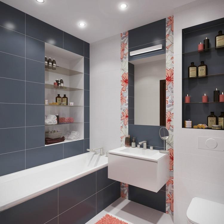 Comment am nager une petite salle de bain for Quelle couleur pour une salle de bain