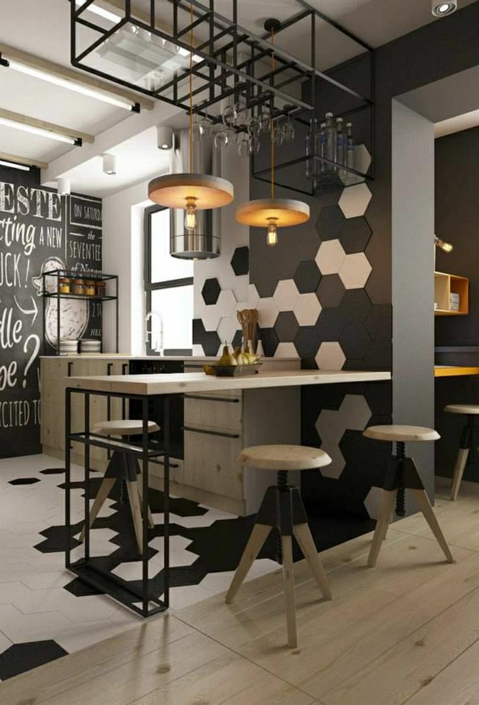 12-carrelage-mural-lapeyre-dans-la-cuisine-d-esprit-loft-avec-meubles=industriels-modernes