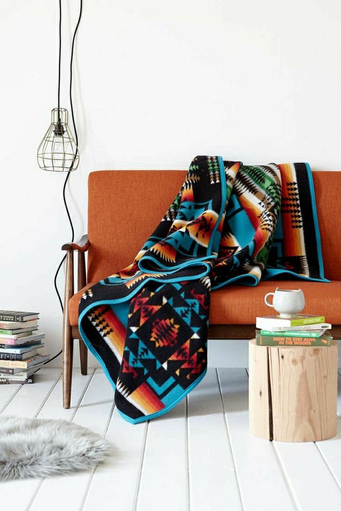 2-1-jeté-de-canapé-pas-cher-colore-de-style-navaho-canape-orange-plaid-pour-canapé-jete-et-couvertures