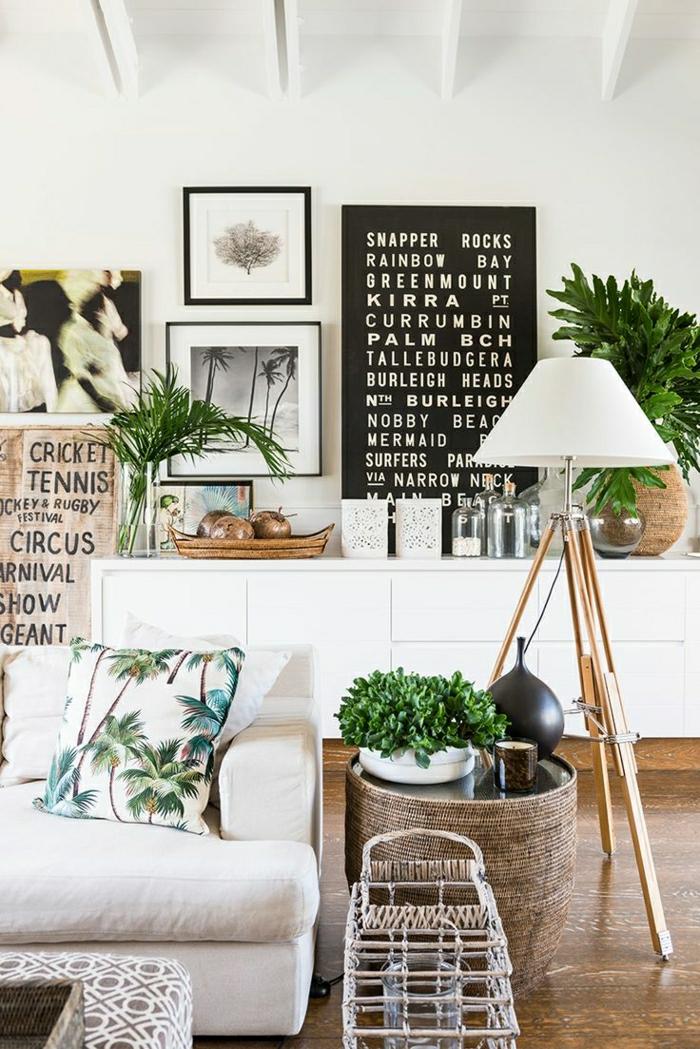 2-jolie-lampadaire-conforama-sur-pied-en-bois-avec-jolie-decoration-de-salon-avec-citation