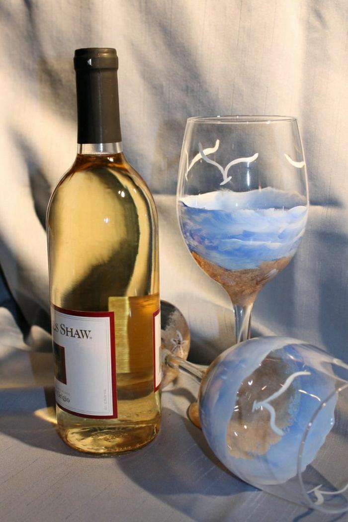 2-la-plus-belle-decoration-pour-les-verres-comment-creer-un-joli-decoration-pour-vos-verres-a-vin-de-style-marin