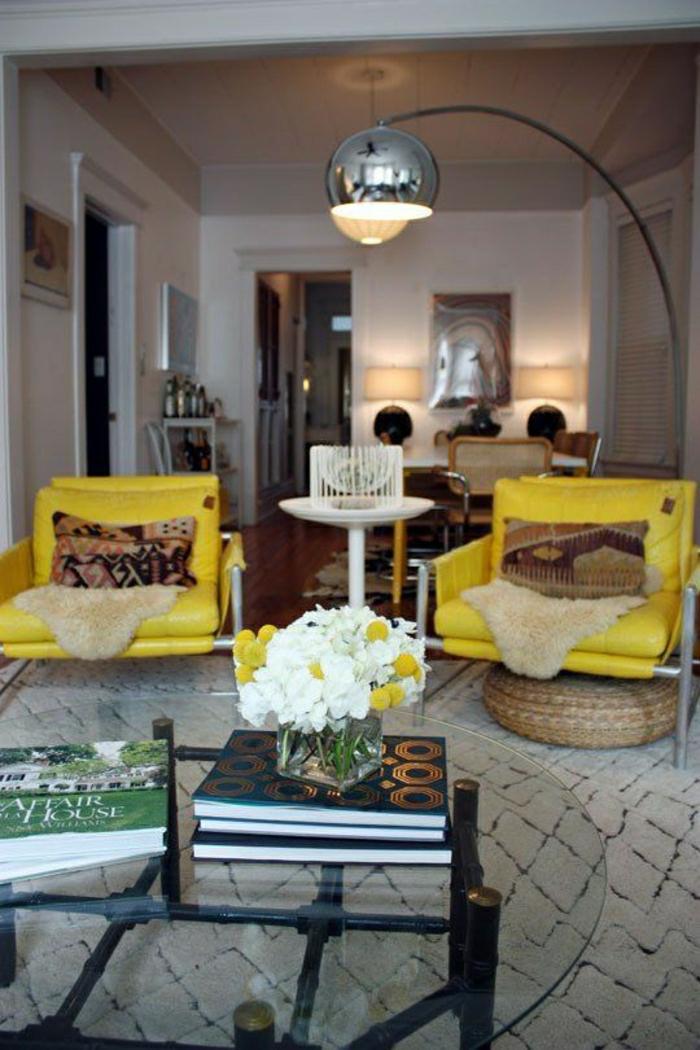 savourez la beaut de la lampe arc en 50 images. Black Bedroom Furniture Sets. Home Design Ideas