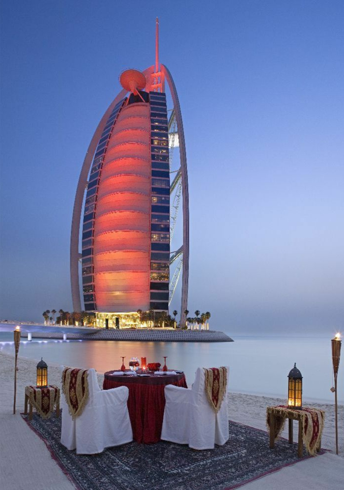 Les plus beaux et grands gratte ciel du monde en images for Ten star hotel in dubai