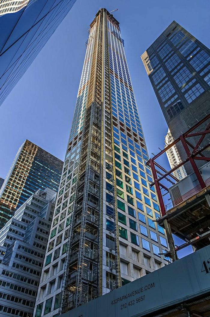 21-432-Park-Avenue-New-York-gratte-ciel-residentiel-à-new-york-avec-une-vue-magnifique-vers-la-ville