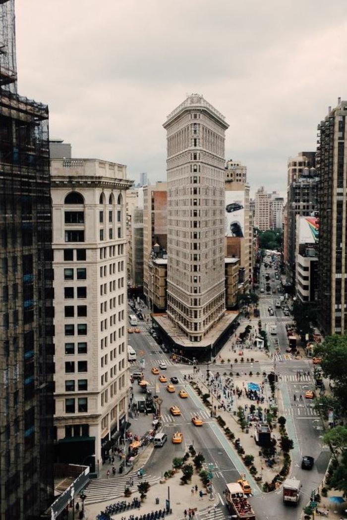 4-Flatiron-Building-un-grattes-ciel-dans-le-cité-les-plus-hauts-gratte-ciel-du-monde-