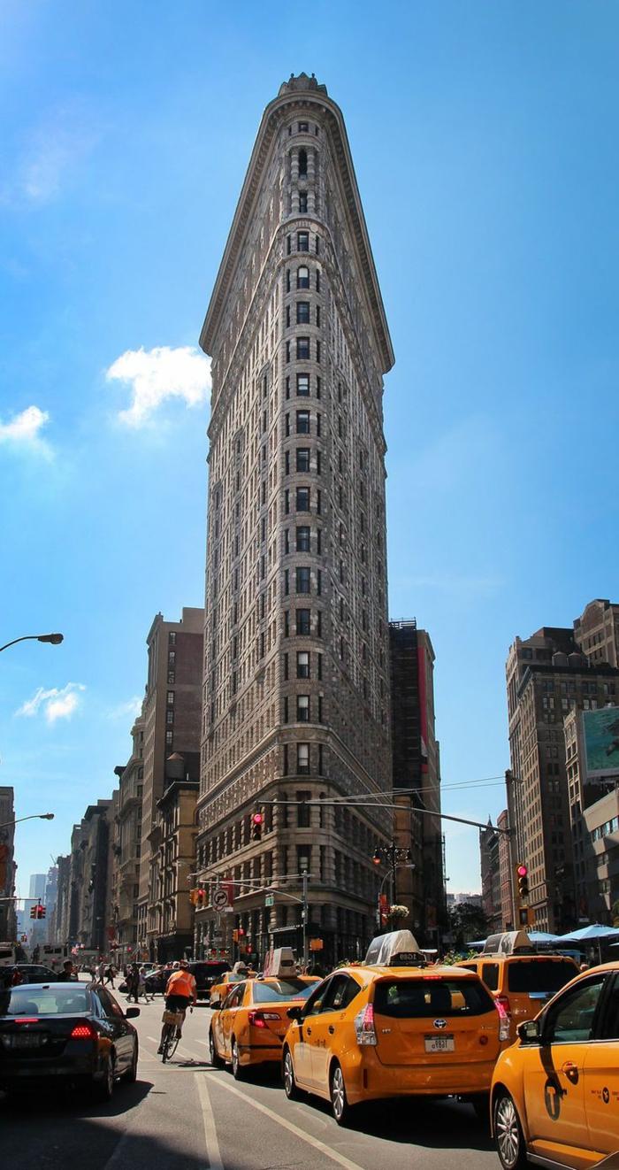 4-Flatiron-Building-un-grattes-ciel-dans-le-cité-les-plus-hauts-gratte-ciel-du-monde
