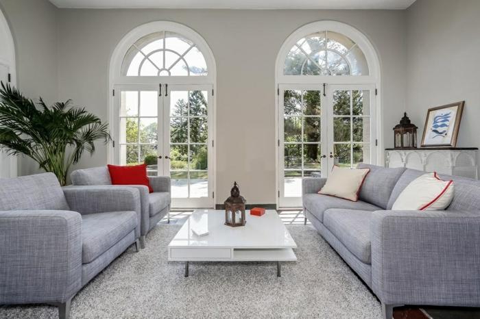 Baie-à-galandage-en-aluminium-idée-design-d-intérieur-moderne-salle-se-sejour-gris-et-blanc