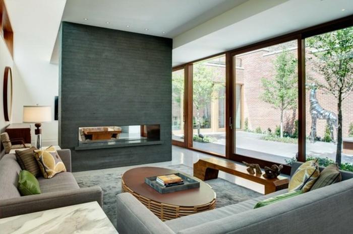 Baie-à-galandage-en-aluminium-idée-design-d-intérieur-salon-contemporaine-aménagement