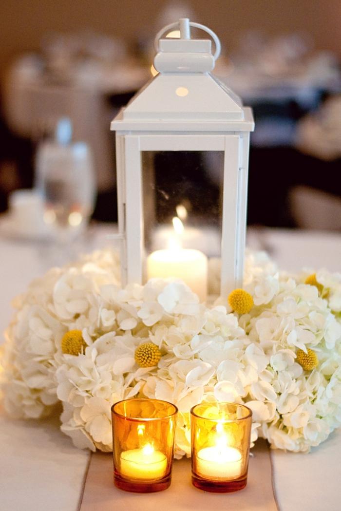 Bougies-décoration-photophore-mariage-béauté-en-blanc