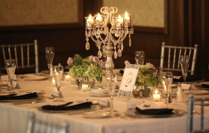 Bougies-décoration-photophore-mariage-belle-déco-table-jolie