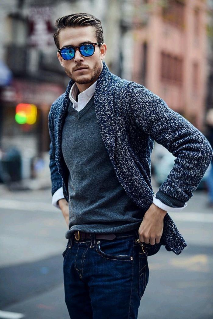 Chic-casuel-bohème-chic-tenue-homme-casual-chic-homme-beau-stylé